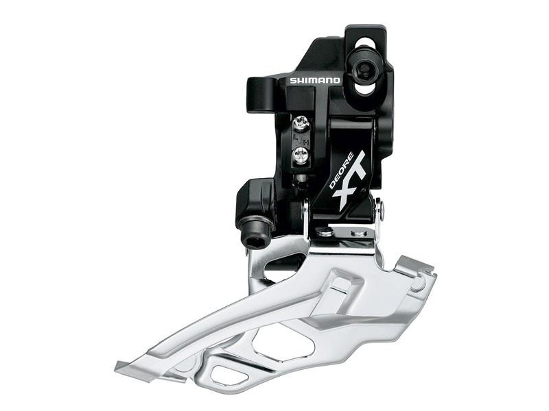 Přesmykač Shimano XT FD-M786 D6 - navářka - 2x10
