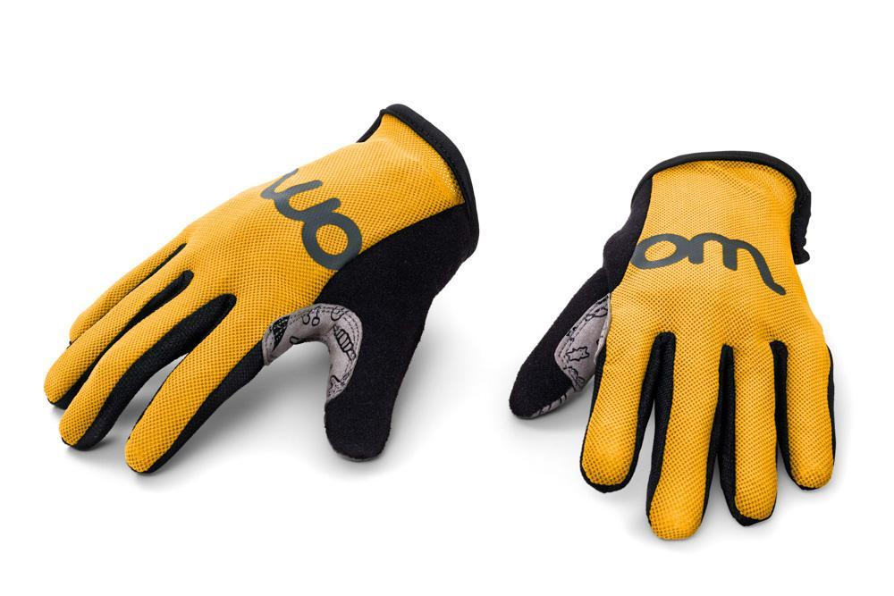 13aa2c2366c Dětské rukavice WOOM - vel. 6 - žlutá
