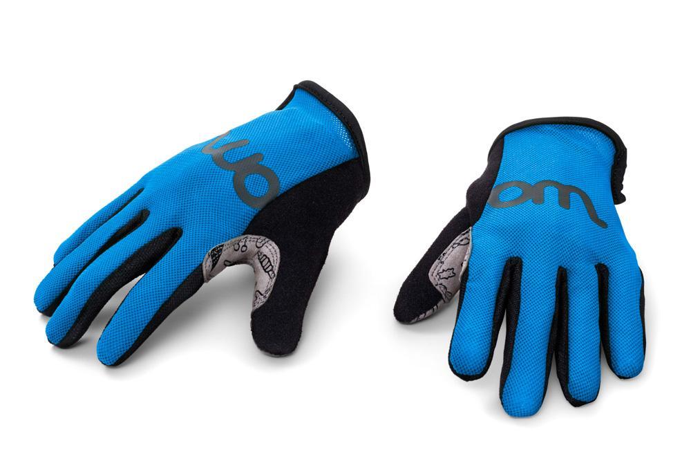 89b4489d053 Dětské rukavice WOOM - vel. 6 - modrá
