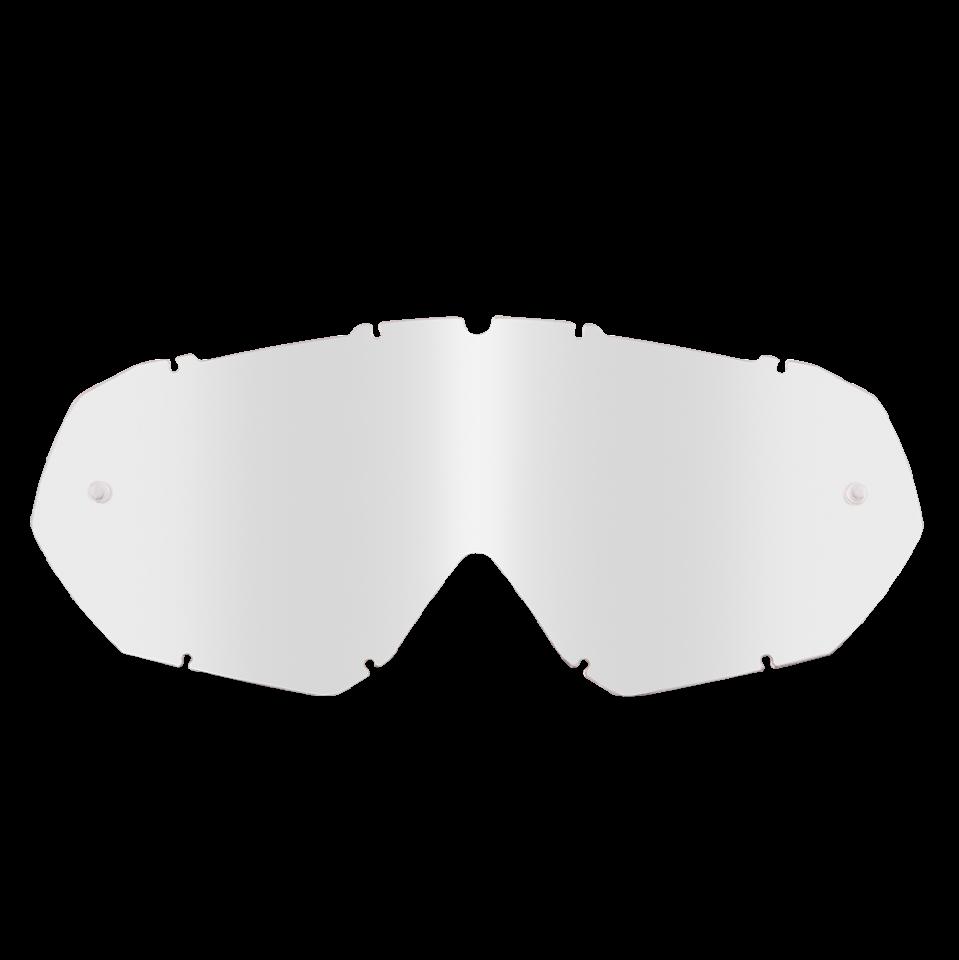 Náhradní skla O'neal B-Flex, čiré, non-antifog