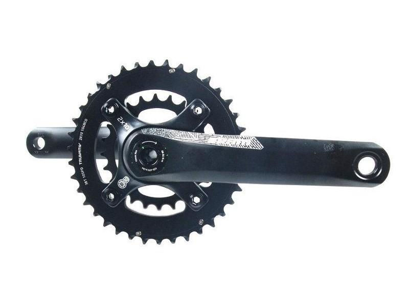 Kliky SRAM S1400 2x10 - 39x26 -175mm BB30 - černá