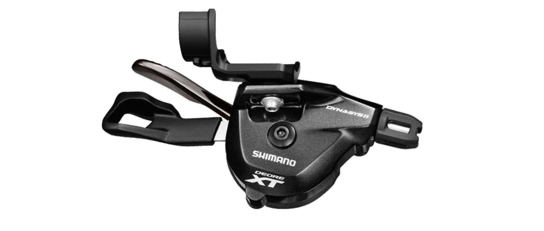 Řazení Shimano XT SL-M8000 I-spec II - 2/3sp - levá