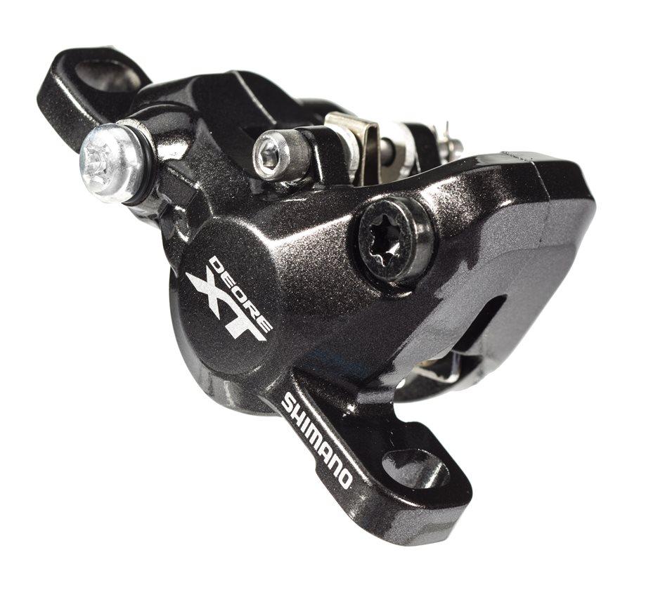 Brzdový třmen Shimano XT BR-M8000 - pro Ice Tech - černý