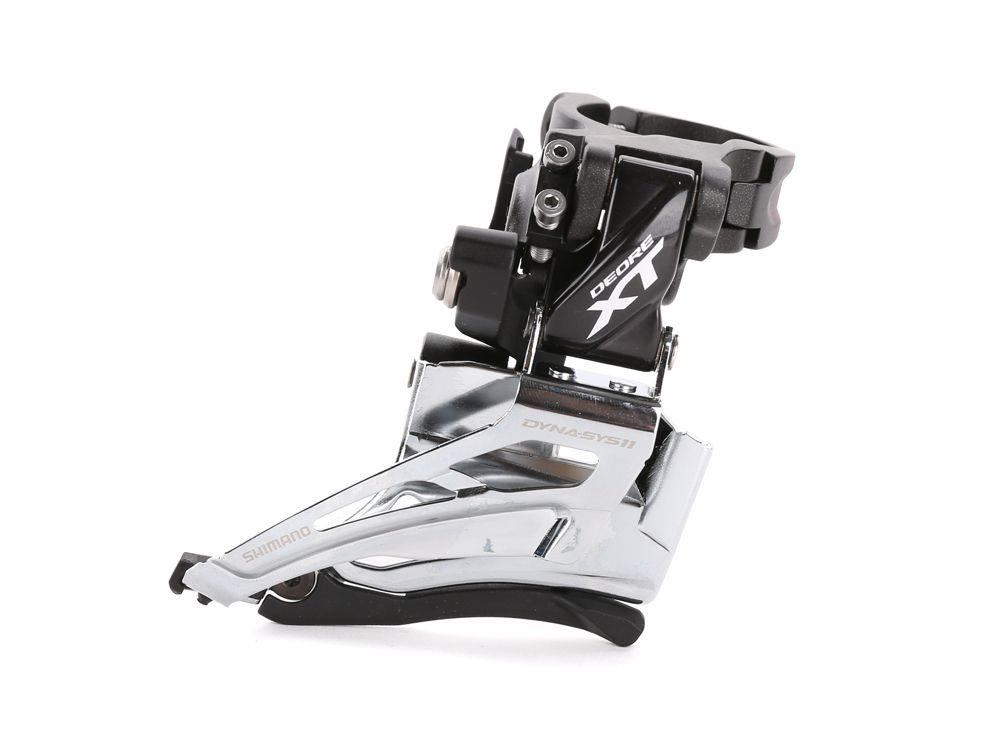 Přesmykač Shimano XT FD-M8025 H - objímka 2x11