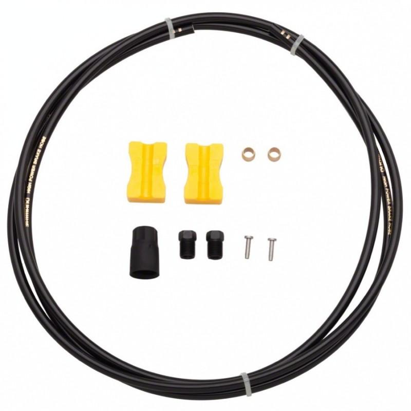 Brzdová hadička Shimano ZEE SM-BH90 SBS - BR-M640 - černá 170 cm