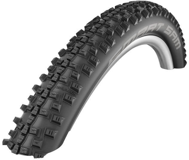 Plášť Schwalbe Smart Sam 42-622 new Addix Performance Black Reflex - neskládací