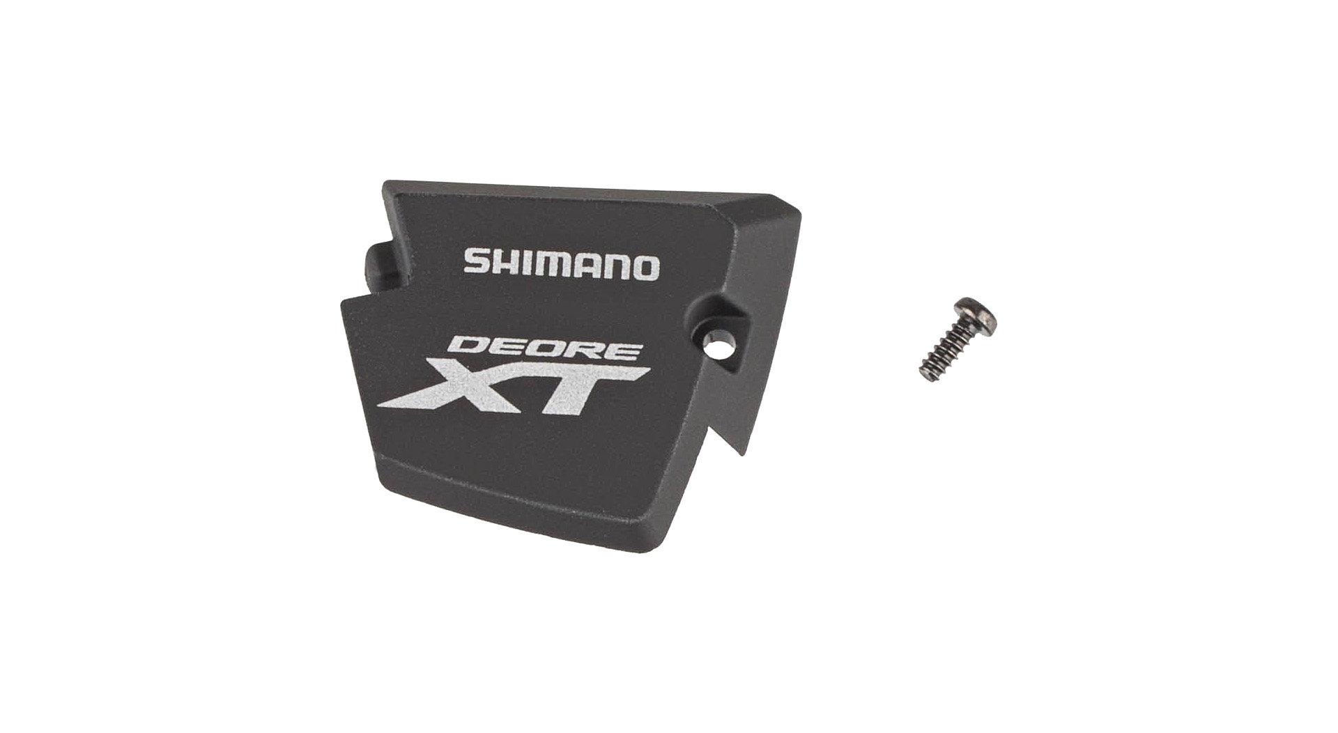 Krytka + šroubek řazení SHIMANO Deore XT SL-M8000 - levé
