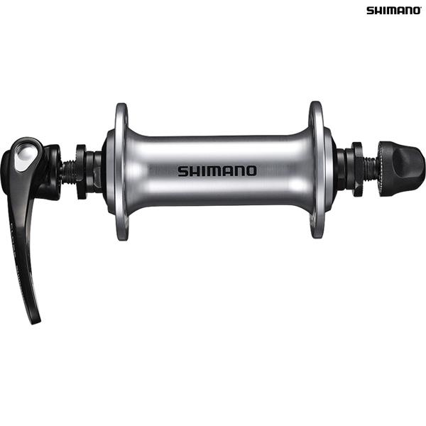 Přední náboj SHIMANO TIAGRA HB-RS400 - stříbrná - 28 děr
