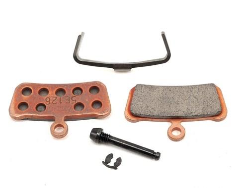 Brzdové destičky SRAM sintrované/železo, pro brzdy Trail/Guide, pár AVID