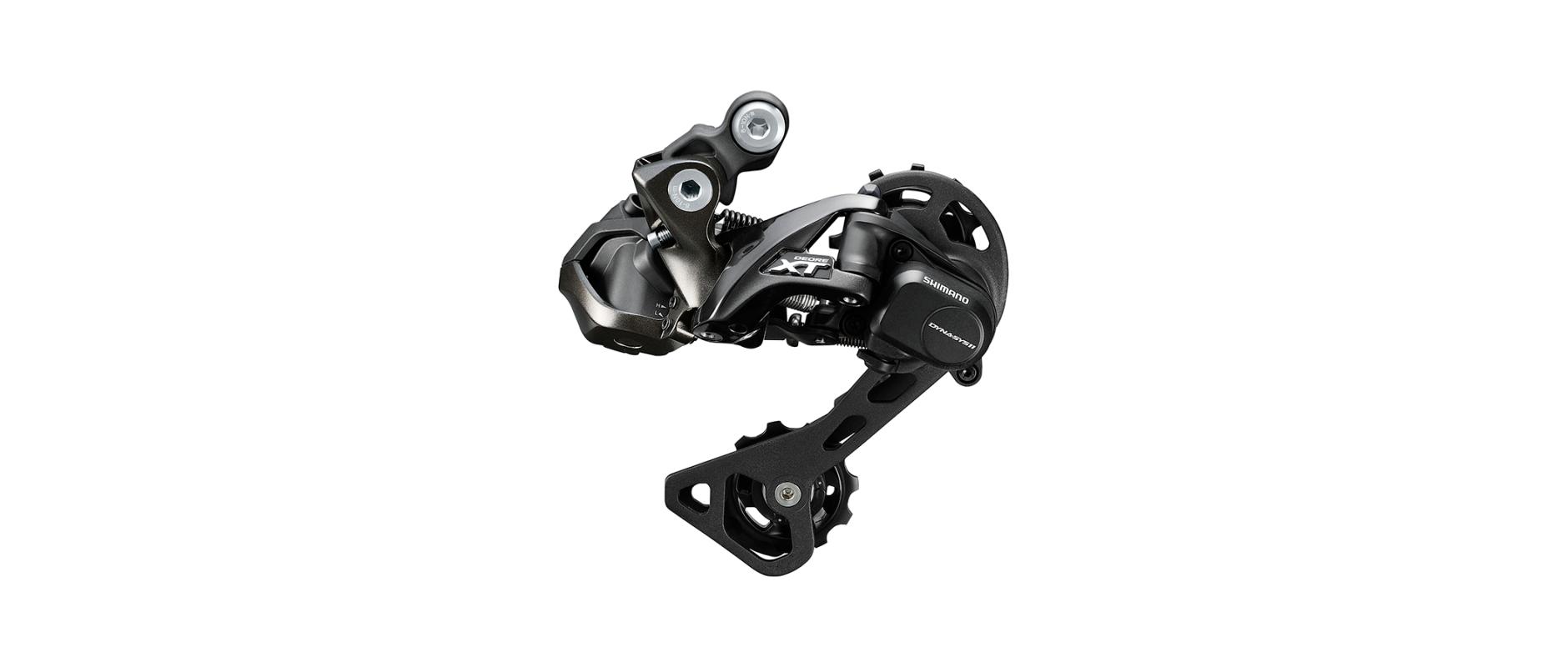 Přehazovačka Shimano Deore XT Di2 RD-M8050-GS - střední