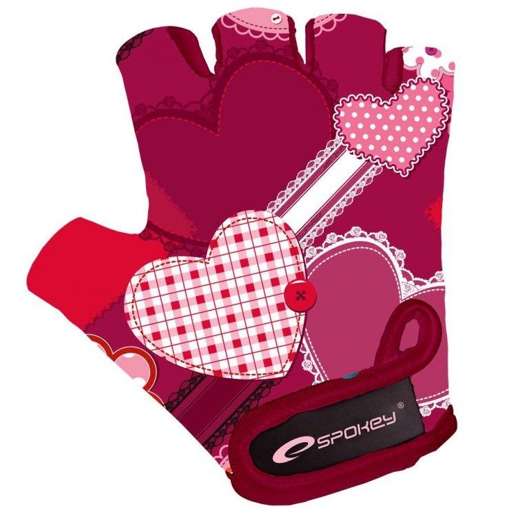 Dětské rukavice SPOKEY Heart glove - S
