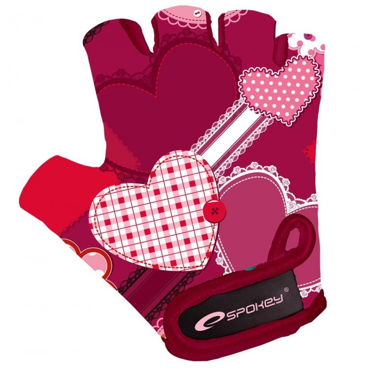Dětské rukavice SPOKEY Heart glove - XS