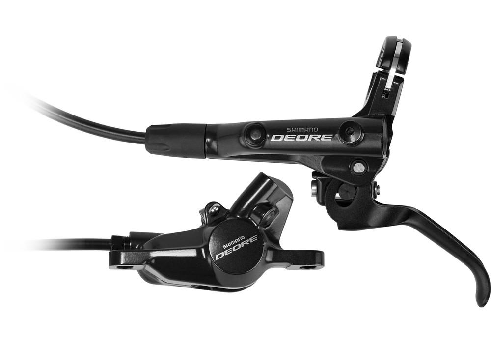 Kotoučová brzda Shimano DEORE BR-M6000 zadní / BL-M6000 + SMBH90 /1700mm