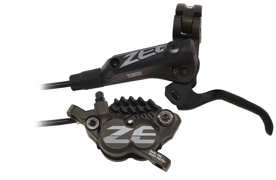 Brzdy Shimano ZEE BR-M640 - přední + zadní - ICE TECH