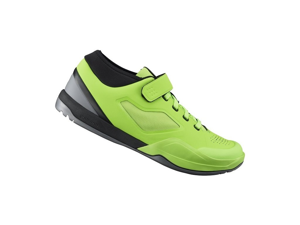 Tretry SHIMANO AM7 all-mountain SH-AM700 - 43 - Lime