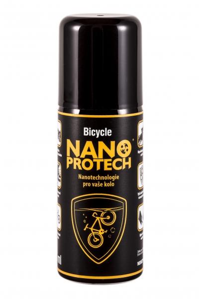 olej NANOPROTECH Bicycle spray na řetězy 75ml