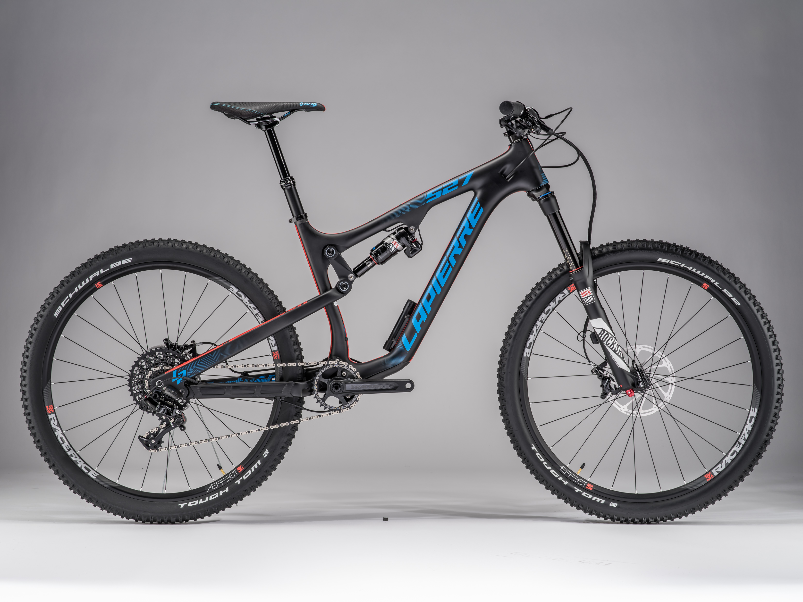 "LAPIERRE Zesty AM 527 XL / 50cm / 19,5"" , 2016"