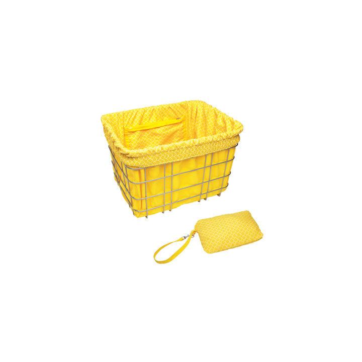 ELECTRA Výstelka do košíku - Tiles - Yellow UNI , 2017
