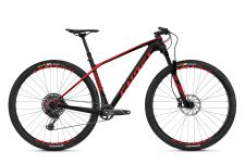 Horské kolo GHOST Lector 5.9 LC black / red M  2018