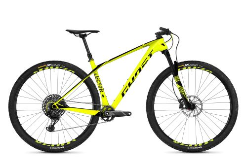 Horské kolo GHOST Lector 5.9 LC yellow / black 2018