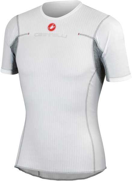 Castelli - pánské funkční prádlo Flanders, white