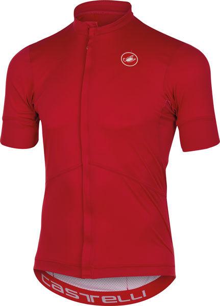 Castelli - pánský dres Imprevisto Nano, red