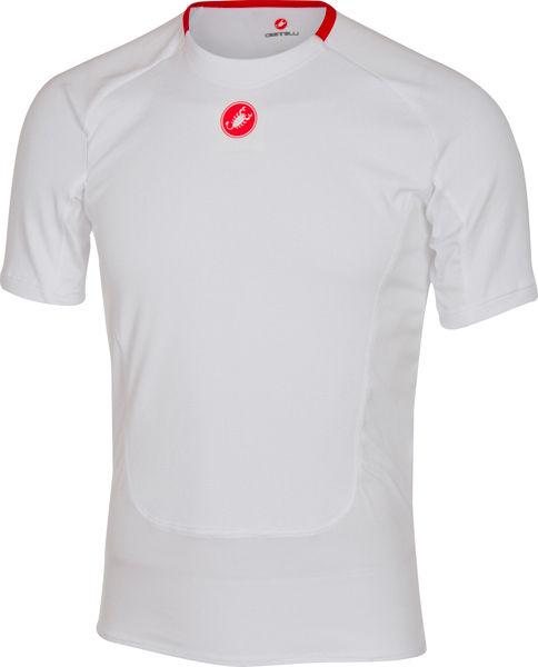 Castelli – pánské funkční prádlo Prosecco SS, white