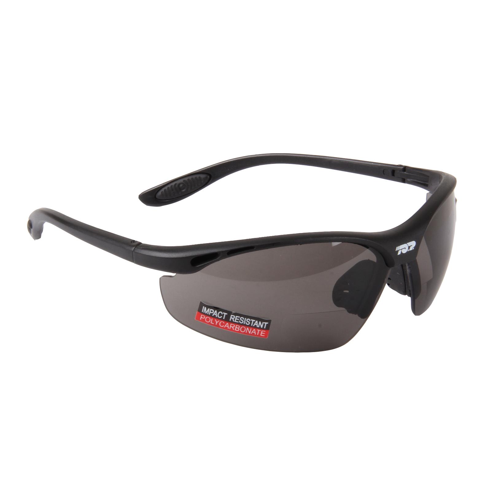 Brýle sport S80b + dioptrické rohy tmavé, +1