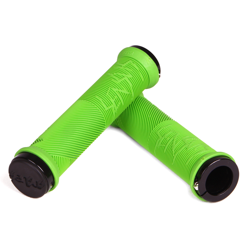Gripy MTB ODI Disisdaboss Lock-On bonus pack zelené