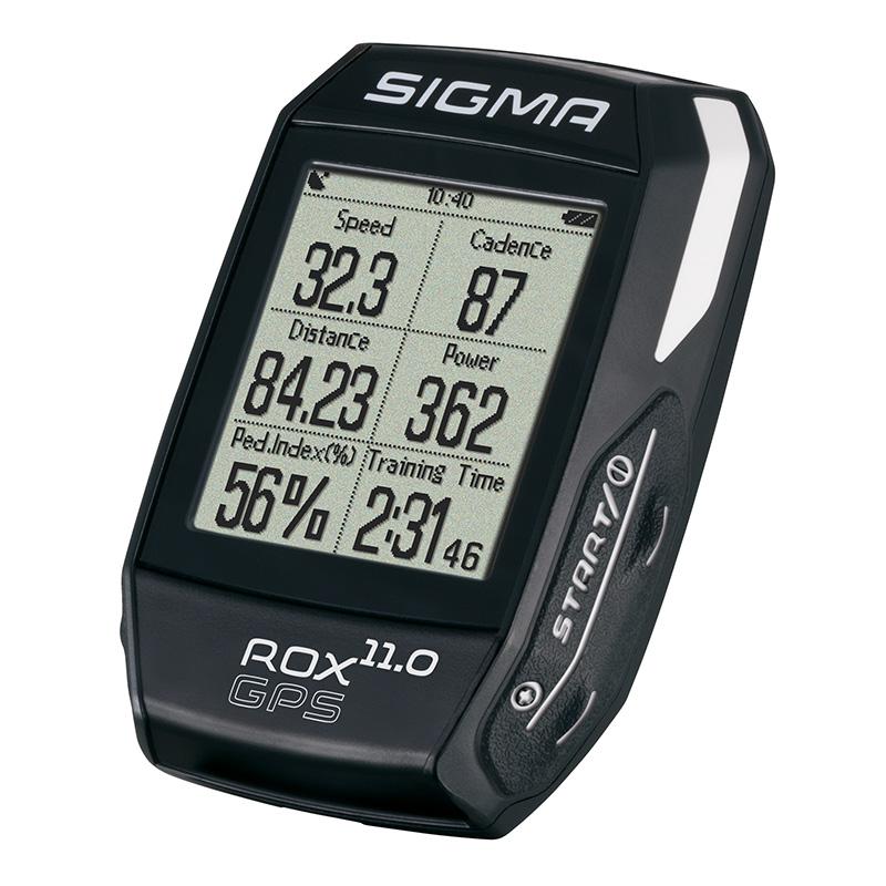Computer Sigma ROX 11.0 GPS černá