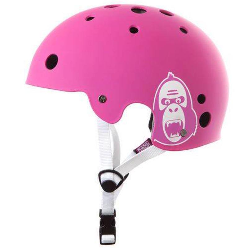 Přilba King Kong BMX růžová, XS