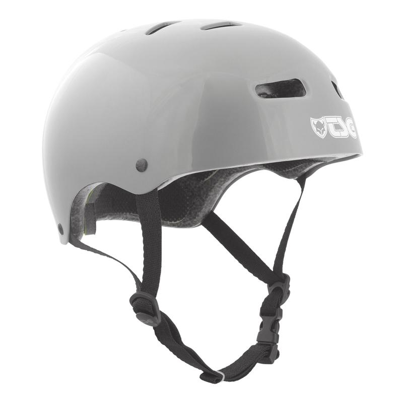 Přilba TSG Skate/BMX Injected Color šedá, L / XL