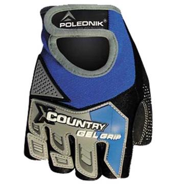 Rukavice Polednik Cyklo X-Country modrá, S