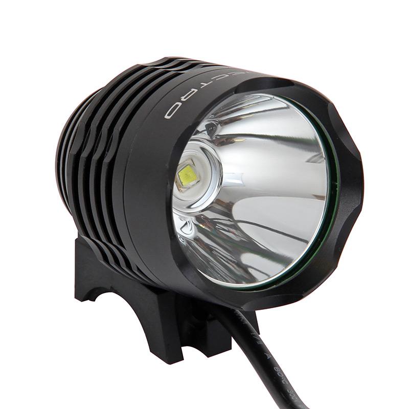 Svítilna přední / čelovka / světlo na přilbu Spectro CREE 1