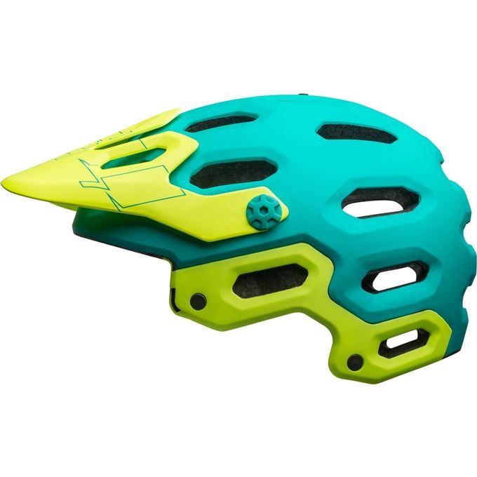 BELL Super 3 MIPS-mat emerald/retina sear-L