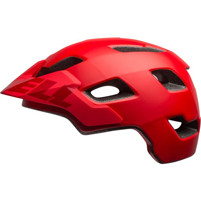 BELL Stoker-mat red/marsala-L