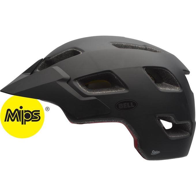 BELL Stoker MIPS-mat black-L