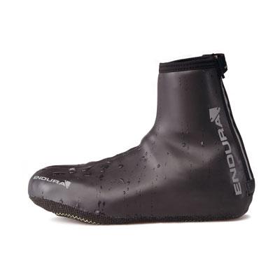 Neopren Endura Návleky na silniční obuv černá L