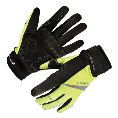 Dlouhoprsté Endura Luminite rukavice Žlutá XS