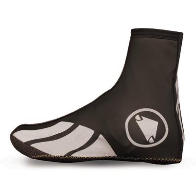Neopren Endura Luminite II návleky na boty Cerná L