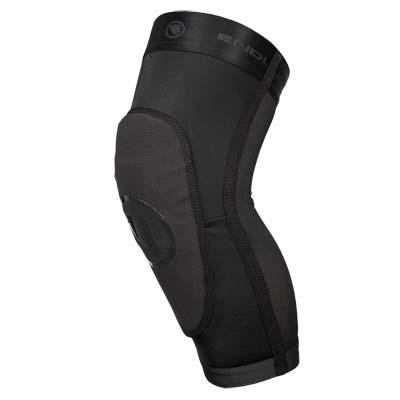 Endura Chrániče na kolena SingleTrack Lite černá S-M