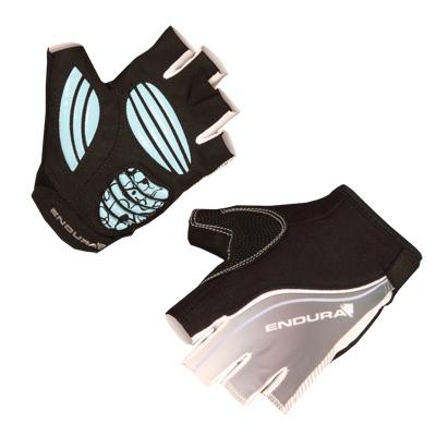Krátkoprsté Endura Rapido rukavice dámské Černá L