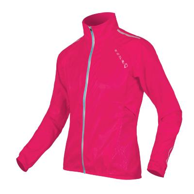 Hardshell Endura Dámská bunda Pakajak II Jasně červená XL