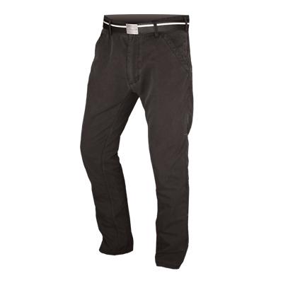 Dlouhé kalhoty Endura Zyme II černé - XL