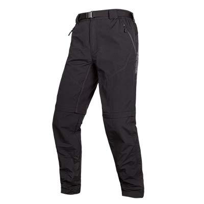 Dlouhé kalhoty Endura Hummvee Zip-Off II Cerná XL
