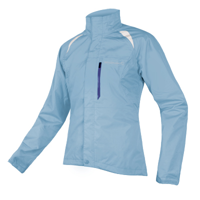 Hardshell Endura Gridlock II dámská bunda Modrá S