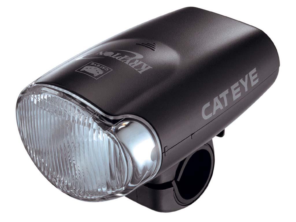 CATEYE Světlo př. CAT HL-350 (černá)