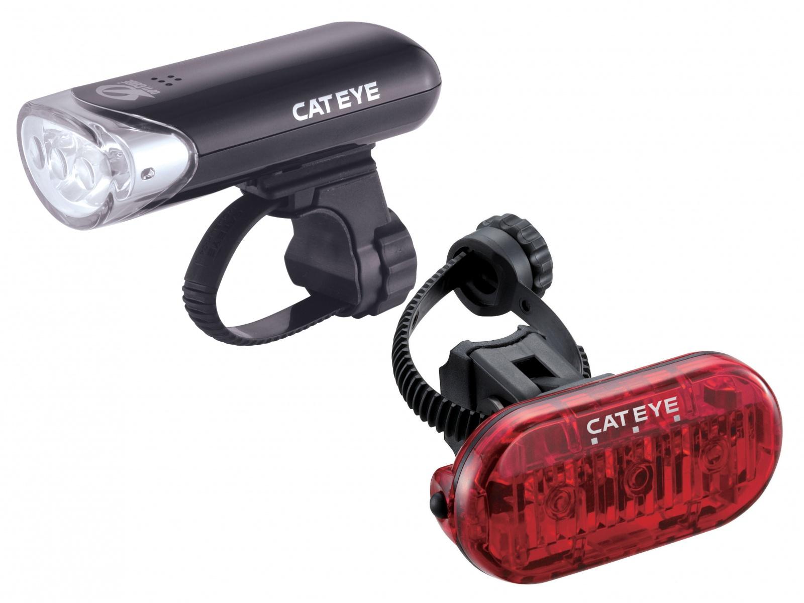 CATEYE Světlo sada CAT HL-EL135/TL-LD135