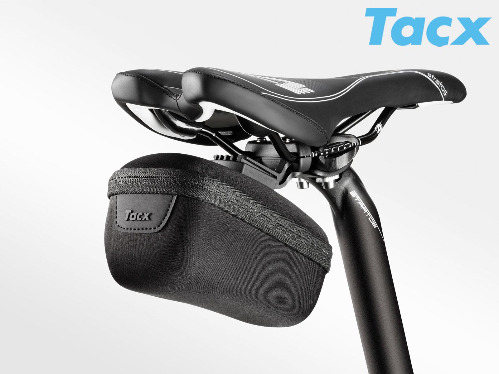 TACX Brašna pod sedlo TACX M (černá)