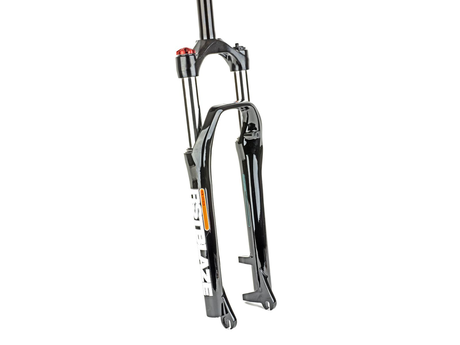 RST Vidlice RST Blaze 27,5 TnL 17/28,6 100mm (černá)